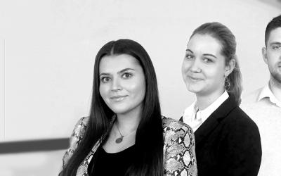 Meet our newest interns: Plamen, Vanessa and Rozanne